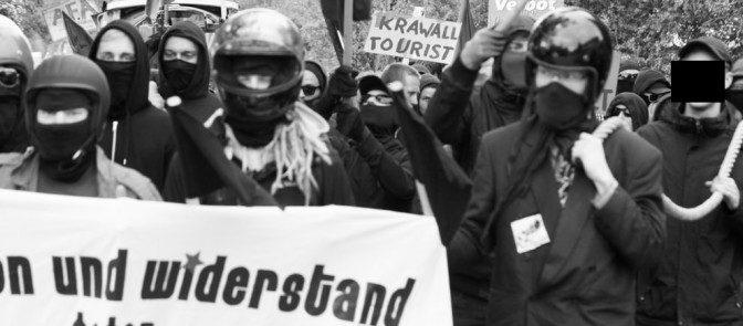 Solidarität mit dem AZ Kim Hubert und allen Antifaschist*innen in Salzwedel – Demo am 14.7.